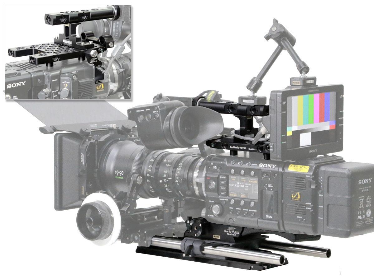 Pro Camera Accessories for F55(ARRI)