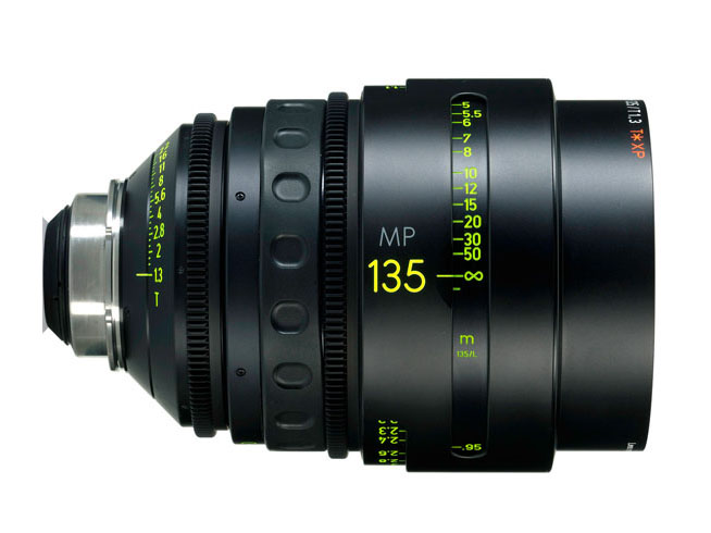 MASTER PRIME 135mm(ZEISS)