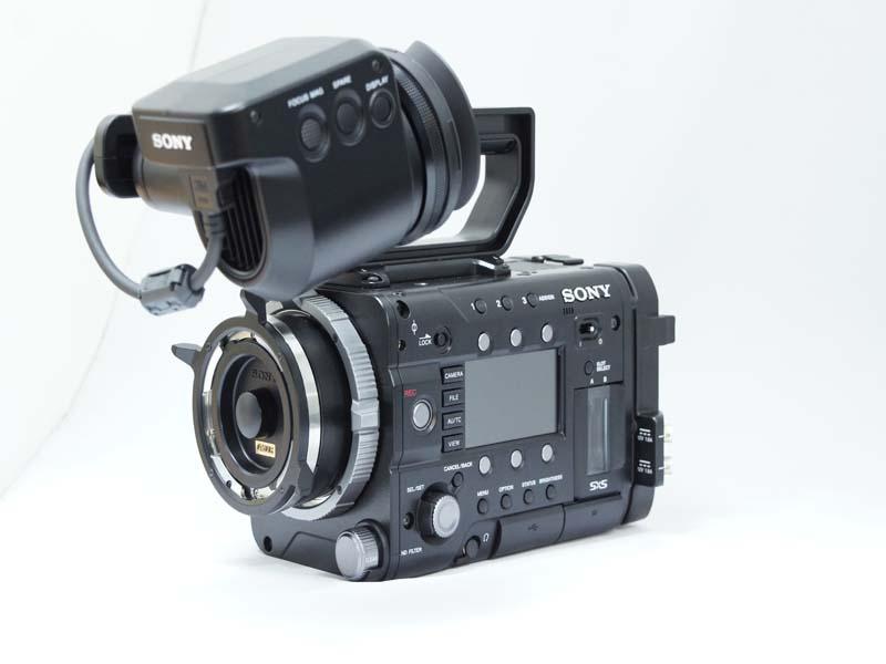 PMW-F55(SONY)